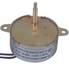 view 42SYZ Series Permanent Magnetic Synchronous Motor